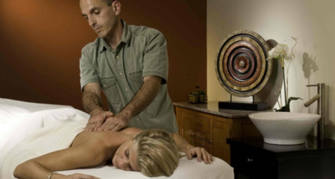 Massage Therapy at the Wellness Center