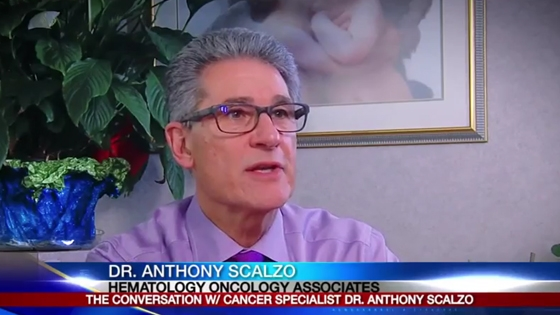 Dr. Anthony Scalzo explains colon cancers risks